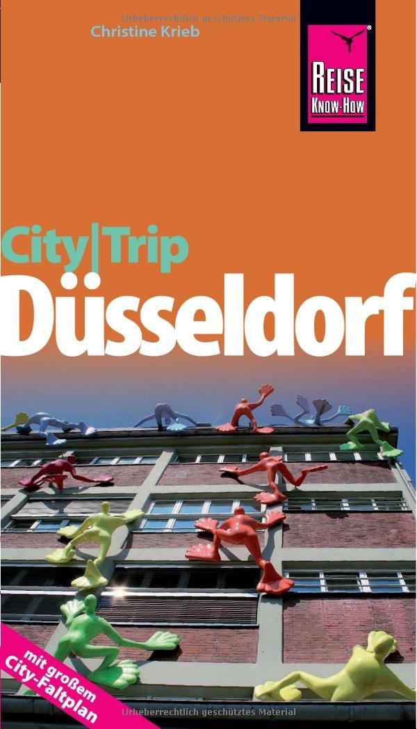 Reise Know-How CityTrip Düsseldorf: Reiseführer mit Faltplan