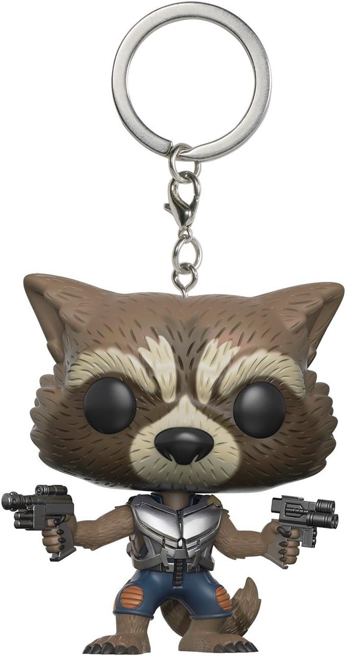 Pocket POP! Keychain - Marvel: Guardians O/T Galaxy 2: Rocket
