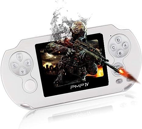 Amazon.es: Rongyuxuan Consola de Juegos portátil, Consola de ...
