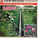 Hawaii The Big Island 3d View-Master 3 Reel Set