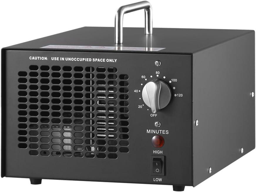 Generador de ozono profesional 3000 a 7000mg /h, 3.5 a 7g /h ...