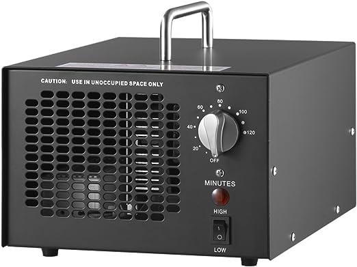 Generador de Ozono 3000 MG hasta 7000 MG/H ajustable Generador de ...