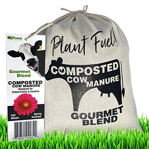 AGPower Compost Fertilizer (Composted Manure)