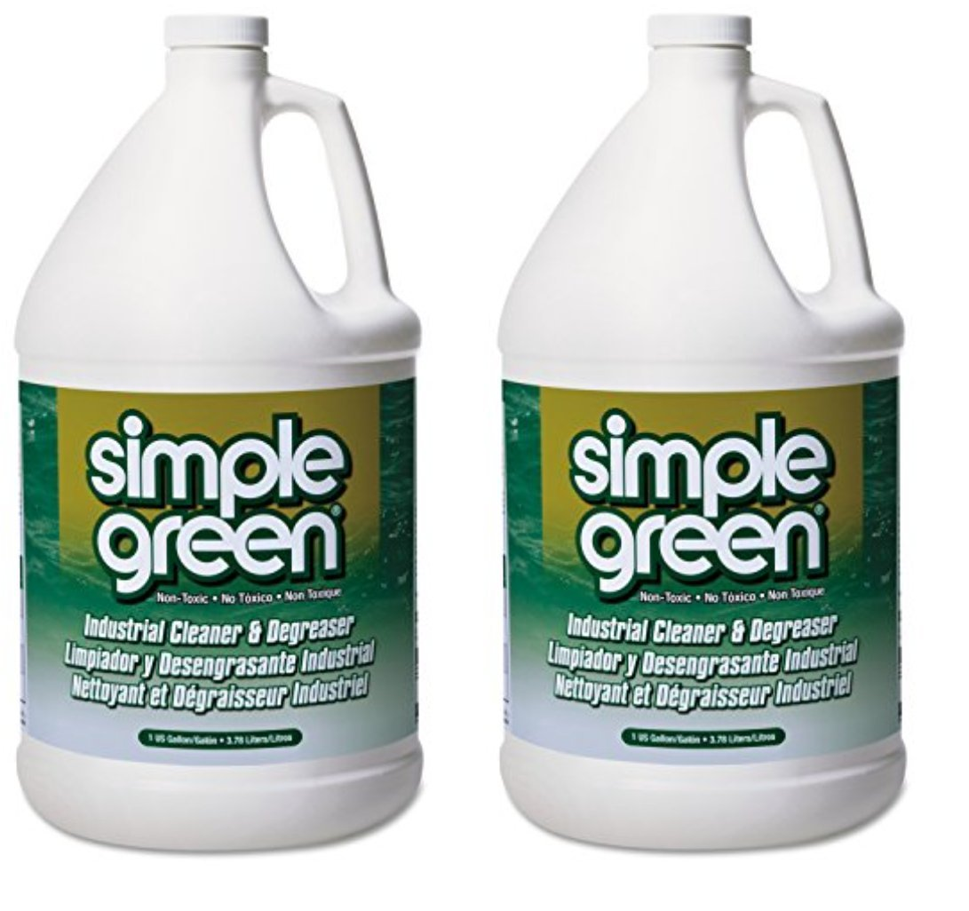 Simple Green 13005CT Industrial Cleaner and Degreaser (2)