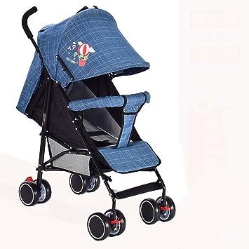 ZGP &Cochecito de bebé Carro de bebé Mini Paraguas Carro de niños Simple portátil (Color