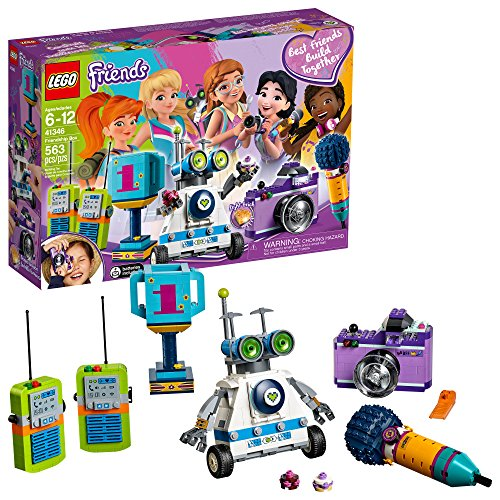 LEGO Friends Friendship Box 41346 Building Kit (563 Piece) ()