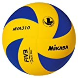 MIKASA Volleyball MVA 310 Gelb/Blau