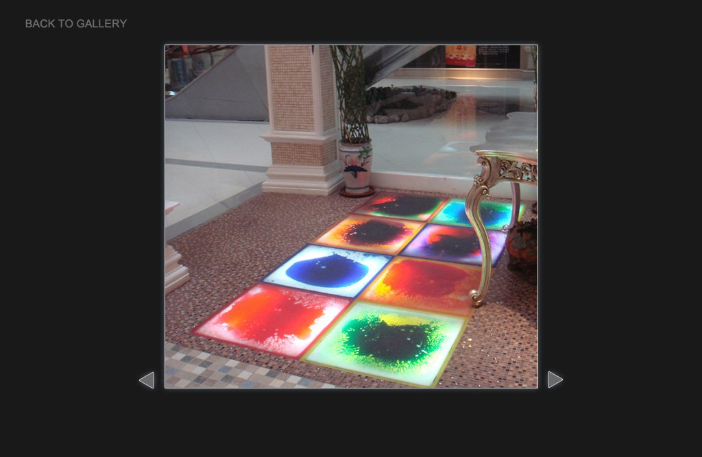 Liquid Motion Floor Tile 19 7x19 7 Sensory Stimulationnon Toxic