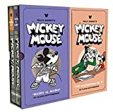 Walt Disney's Mickey Mouse Vols. 11 & 12 Gift Box Set