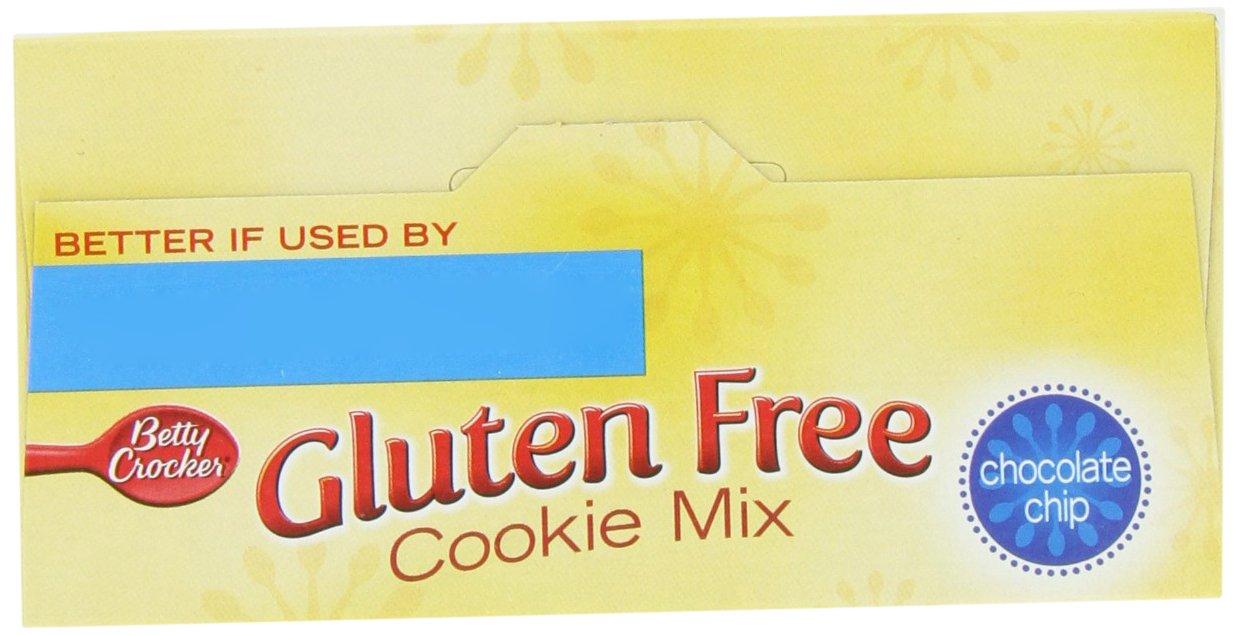 Betty Crocker Baking Mix, Gluten Free Cookie Mix, Chocolate Chip, 19 Oz Box (Pack of 6) by Betty Crocker (Image #8)