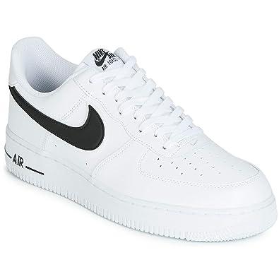 Nike Herren Air Force 1 '07 3 Basketballschuhe, Weiß (White