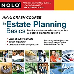 Nolo's Crash Course in Estate Planning Basics