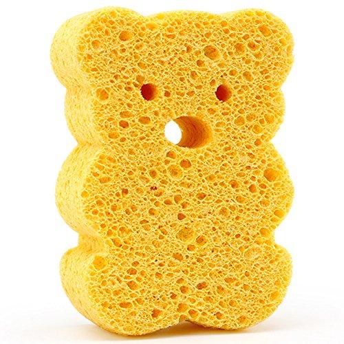Baby Absorbent Back Towel (Bear) - 9