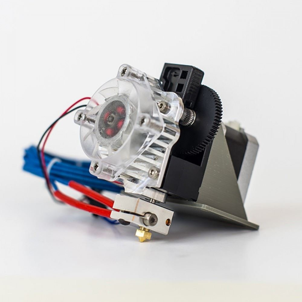 3DMakerWorld E3D Titan Aero Hotend and Extruder - 1.75mm, 24v, Mounting Bracket, Motor