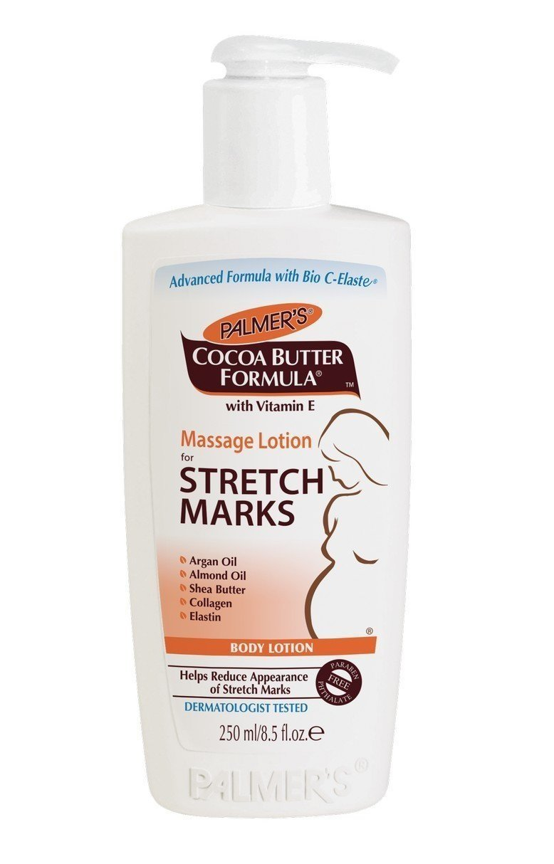 Palmer's Cocoa Butter Formula Massage Lotion For Stretch Marks, 8.5 Ounce