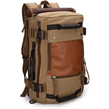 cheap Ibagbar Canvas Backpack 2020