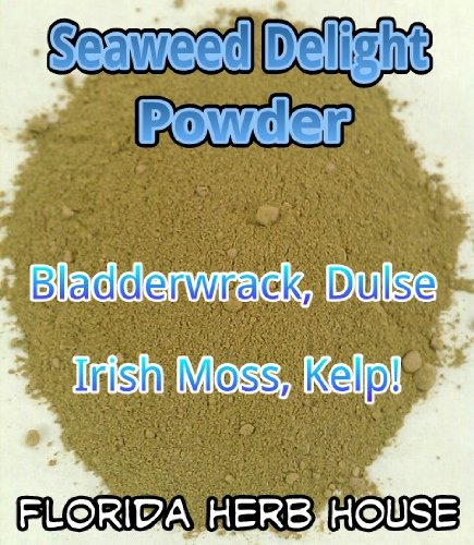 Seaweed Delight Superfood Drink Mix - Eight Ounces (1/2 lb)