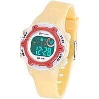 Reloj Digital para Niños Niña,Chicos Chicas,Impermeabl Deportes al Aire Libre LED Multifuncionales Relojes de Pulsera…