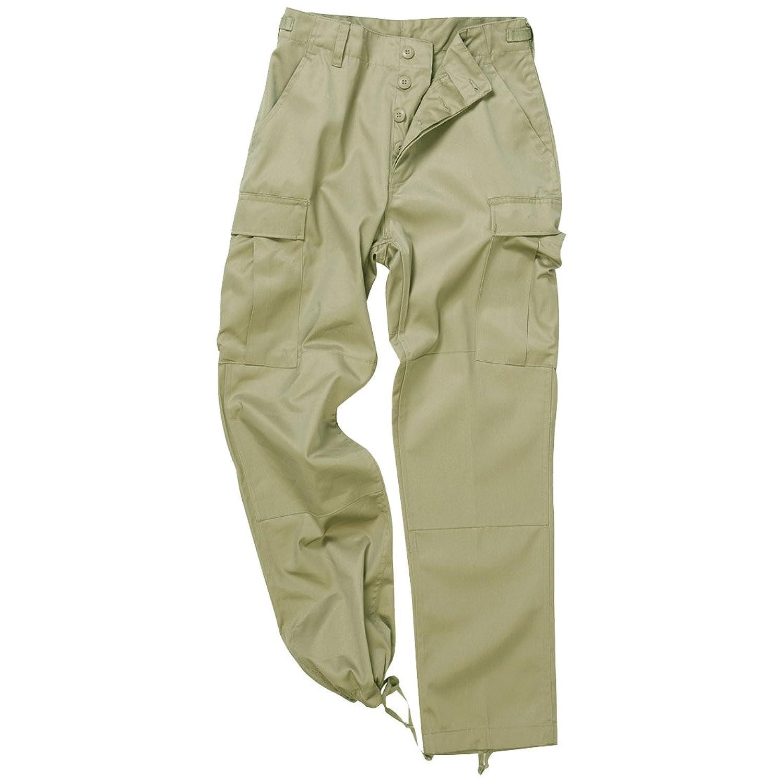 1033503403cb69 on sale Mil-Tec BDU Ranger Combat Trousers Khaki - s-c-r-a-p-inc.org