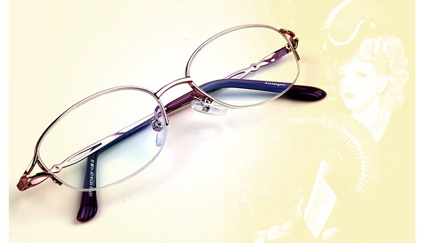 7ca2bb5319af Amazon.com  New Women Real Acrylic Reading Glasses with Stainless Steel  Designer Acetate Frame  Clothing