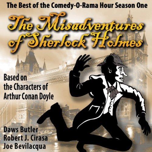 Read Online By Joe Bevilacqua - The Misadventures of Sherlock Holmes: The Honest and True Memoirs (Audio Theater) (2013-09-16) [Audio CD] ebook