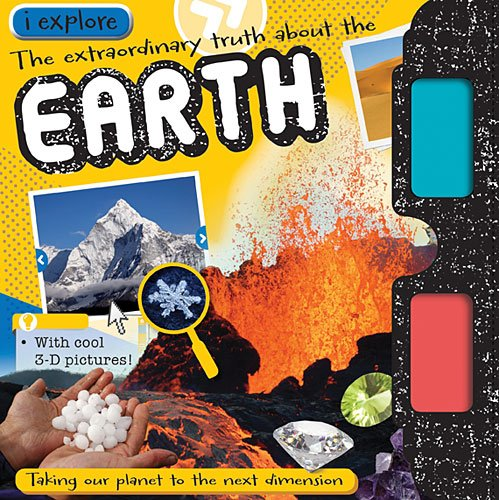 Read Online iExplore Earth (I Explore (Make Believe Ideas)) pdf epub