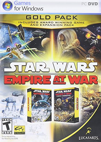Star Wars: Empire at War Gold Pack - Win