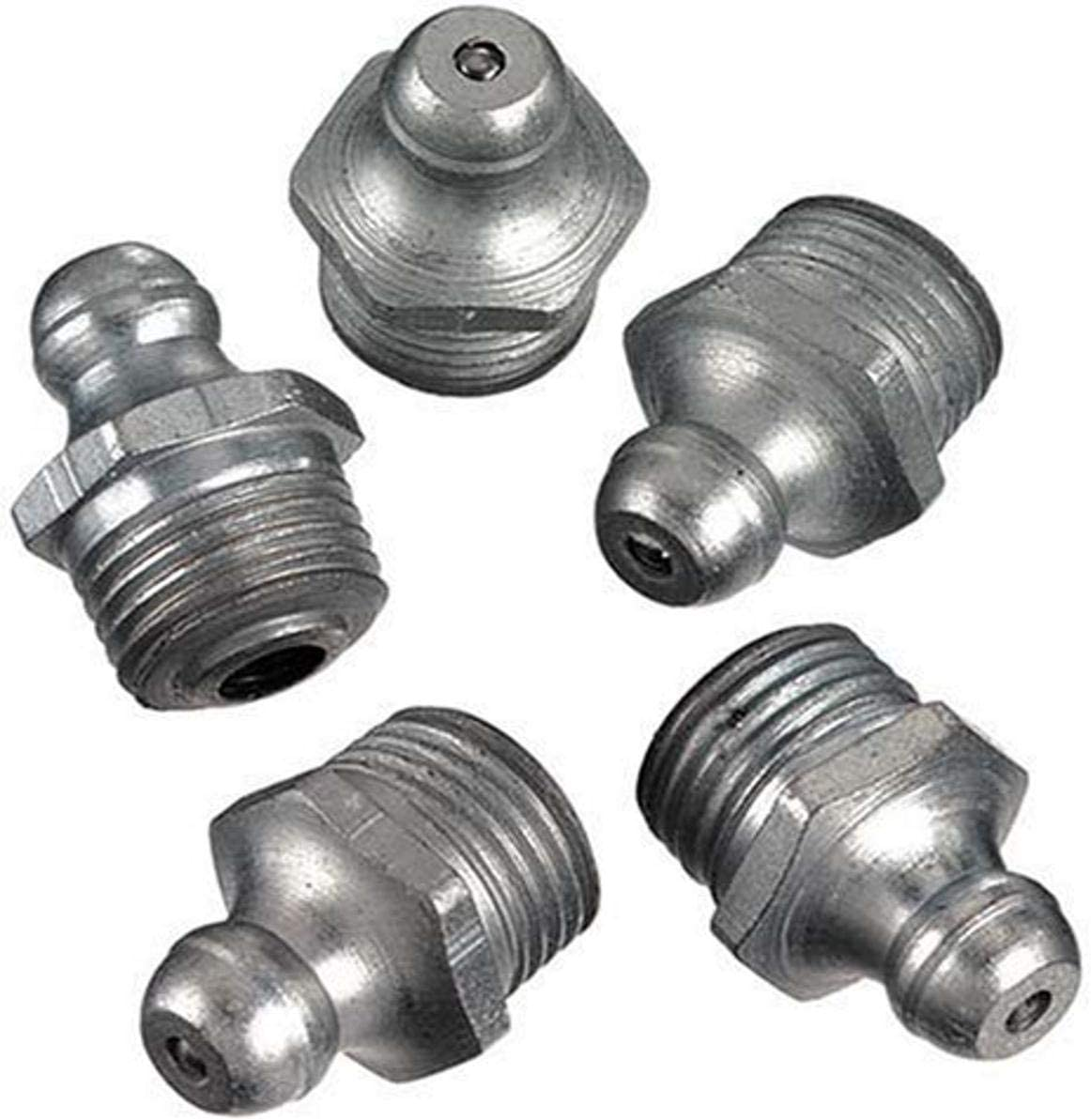Lincoln Lubrication 5191 Fitting, Card of 10