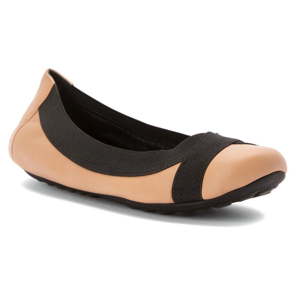 Adam Tucker Women's Nixie Flats Shoes B0135RI0II 6.5 B(M) US Natural