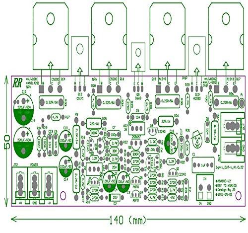 Buy Generic Differential input amplifier circuit KSA100 2SA1943