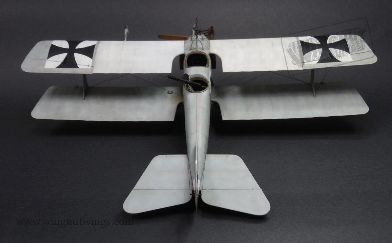 Wingnut Wings 1:32 Roland C.II Biplane Plastic Model Kit #32026 by Wingnut Wings (Image #2)