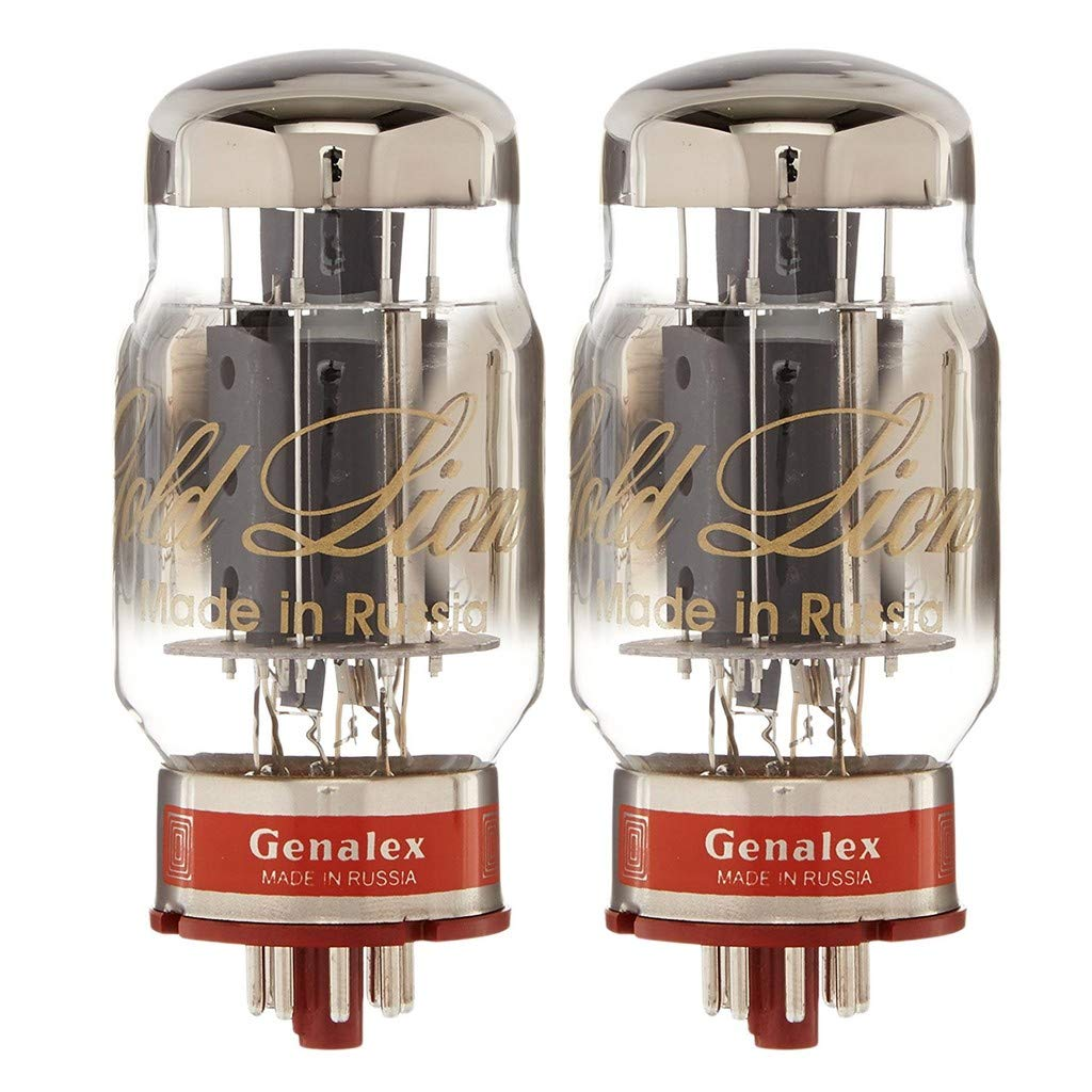 Genalex Gold Lion KT88 Power Vacuum Tube, Matched Pair