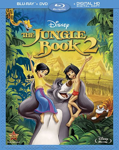 The Jungle Book 2 2003 1080p BluRay x264 DTS 5 1 MSubS - Hon3y