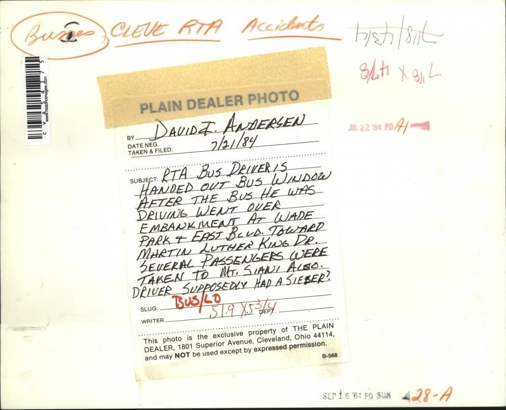 Amazon com: Vintage Photos Historic Images 1984 Press Photo
