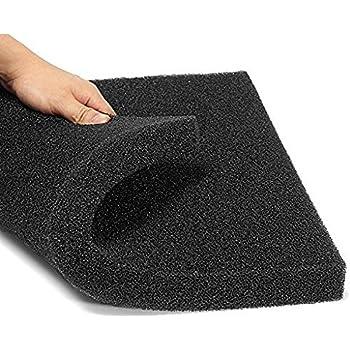 Eshopps aeo19070 square foam aquarium filter for Pond filter sponge cheap