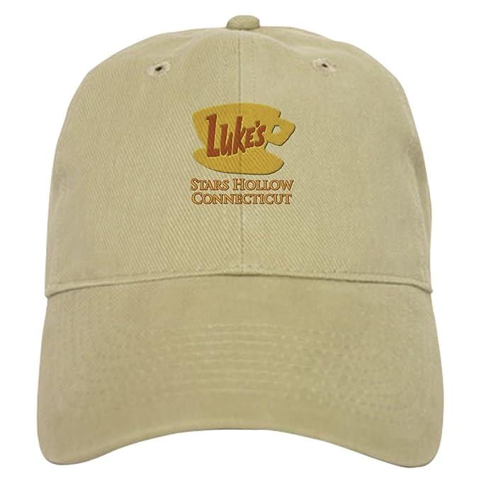 f551c11fbd15c CafePress Luke s Diner Stars Hollow Gilmore Girls Baseball Cap with  Adjustable Closure