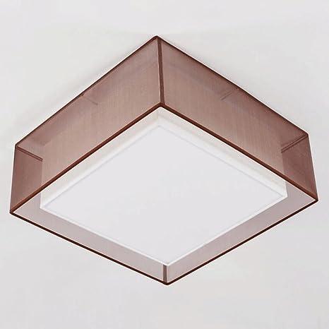 Wddwarmhome La lámpara de techo Lámpara de techo Simple ...