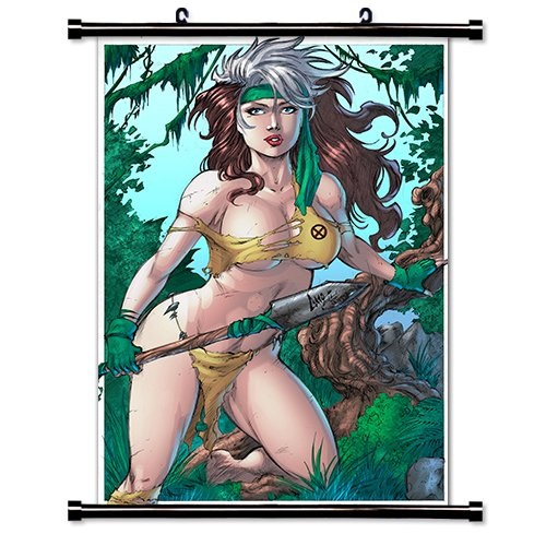 Rogue Super Hero Wall Scroll Poster (16x23) -