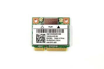 Dell Inspiron 5720 7720 Wireless DW1901 Half-Height Mini-PCI Express Card K2GW5