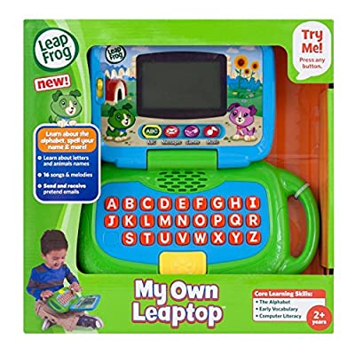 Leapfrog My Own Leaptop - Violet Frustration Free Packaging from LeapFrog