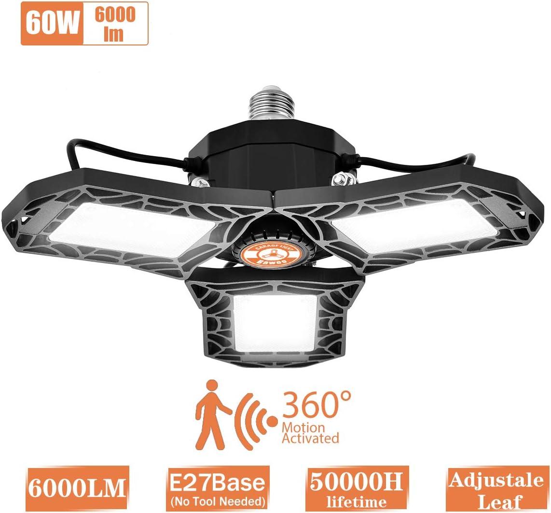 Amazon Promo Code 2020 for LED Garage Light 60W Deformable