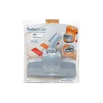 Cepillo Turbo para aspiradora Electrolux equivalente a 9001661314: Amazon.es: Hogar