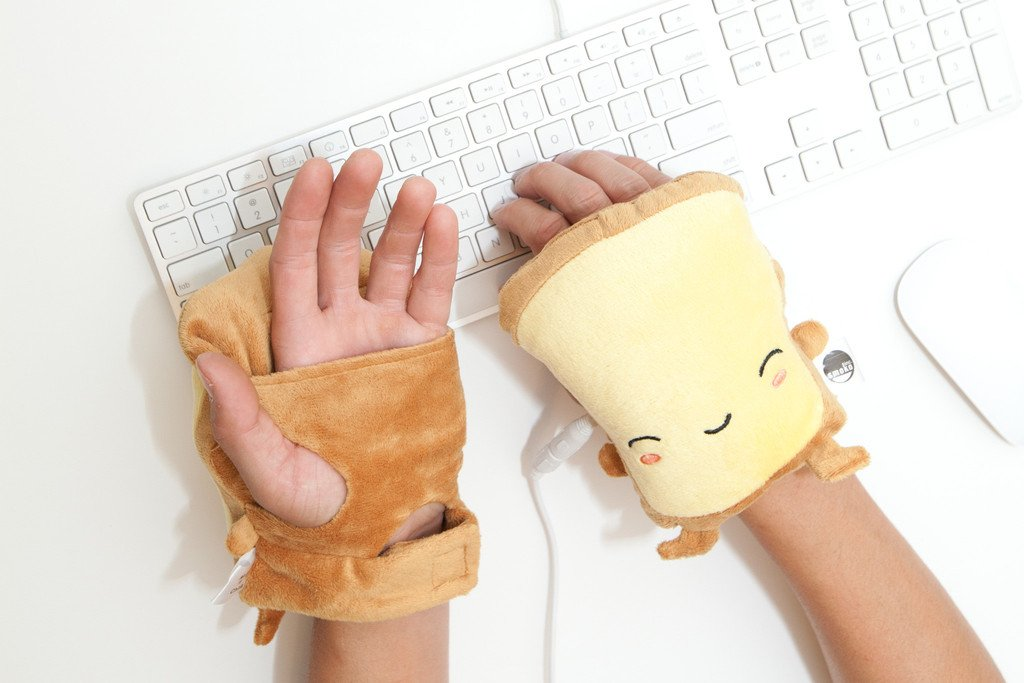 Protect Your Hands From Exposure To Cold In The Office