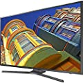 "Samsung UN55KU650DFXZA 4k 55"" LED TV, Black (Certified Refurbished)"