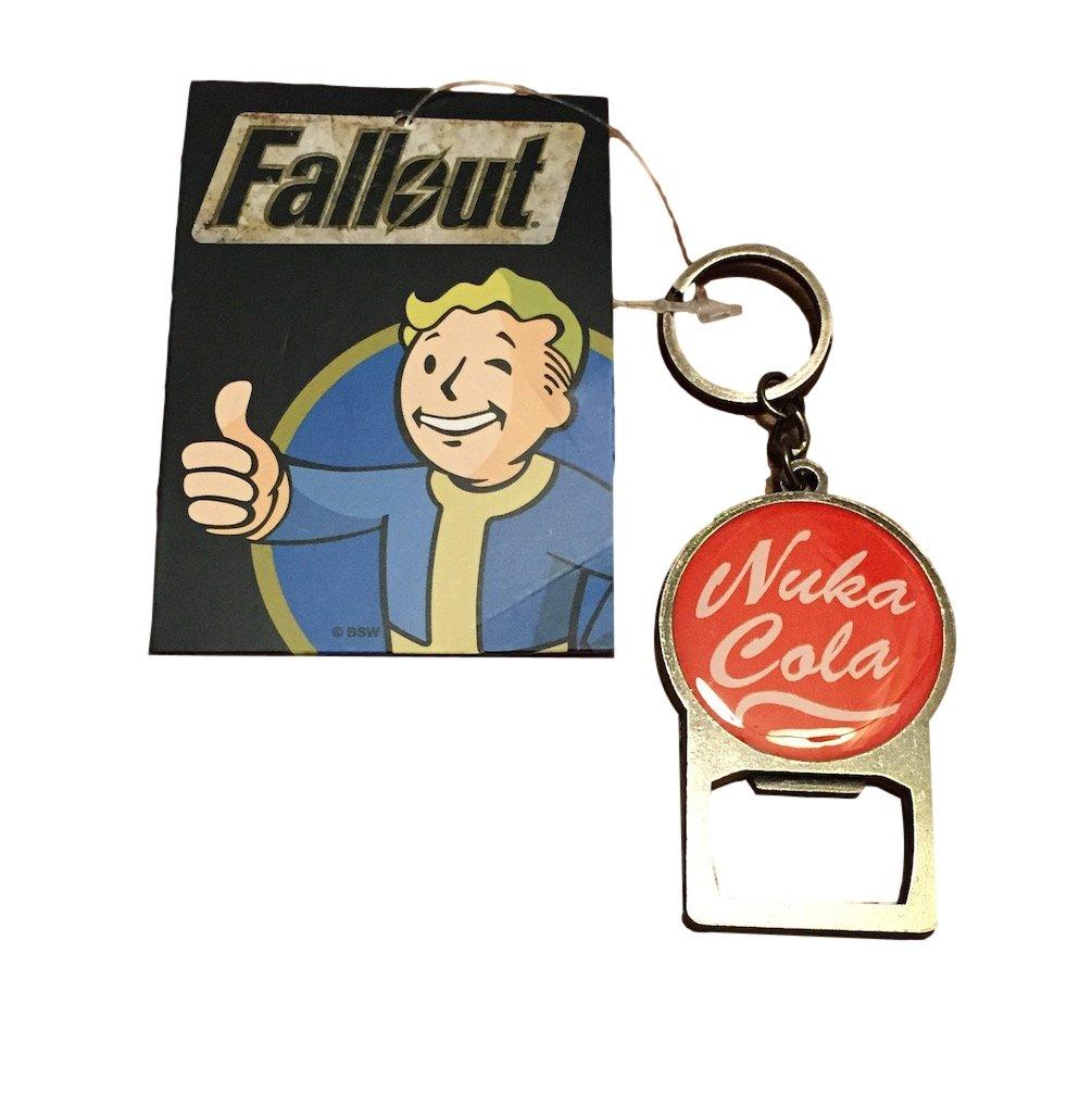 Botella Llavero de Bethesda Fallout 4 Nuka Cola clave Cadena Llavero Botella 165e45