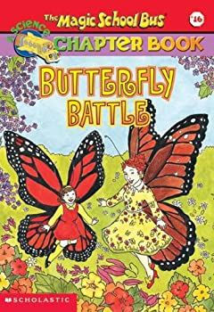 Butterfly Battle 0439429366 Book Cover