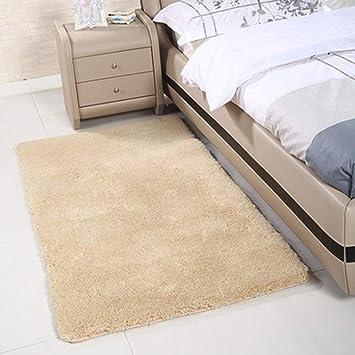 LIL Chambre à Coucher Tapis Salon canapé Table Basse Hairy ...