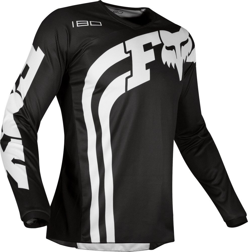 Fox Racing 2019 180 COTA Jersey and Pants Combo Offroad Gear Set Adult Mens Black XXL Jersey/Pants 34W by Fox Racing (Image #3)