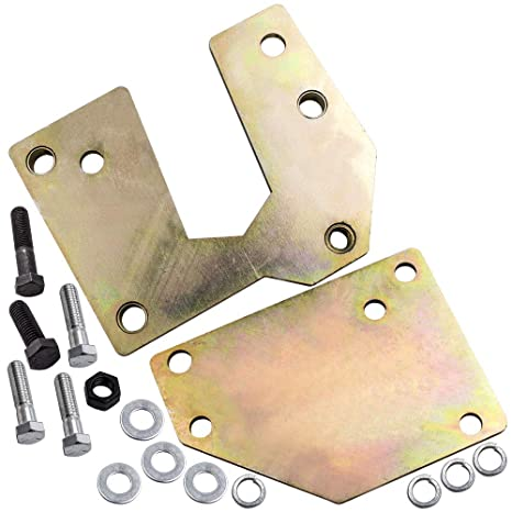 Bracket Kit for Chevy C10 / GMC 1000 1960-1966 Truck Power Steering  Conversion & Hardware