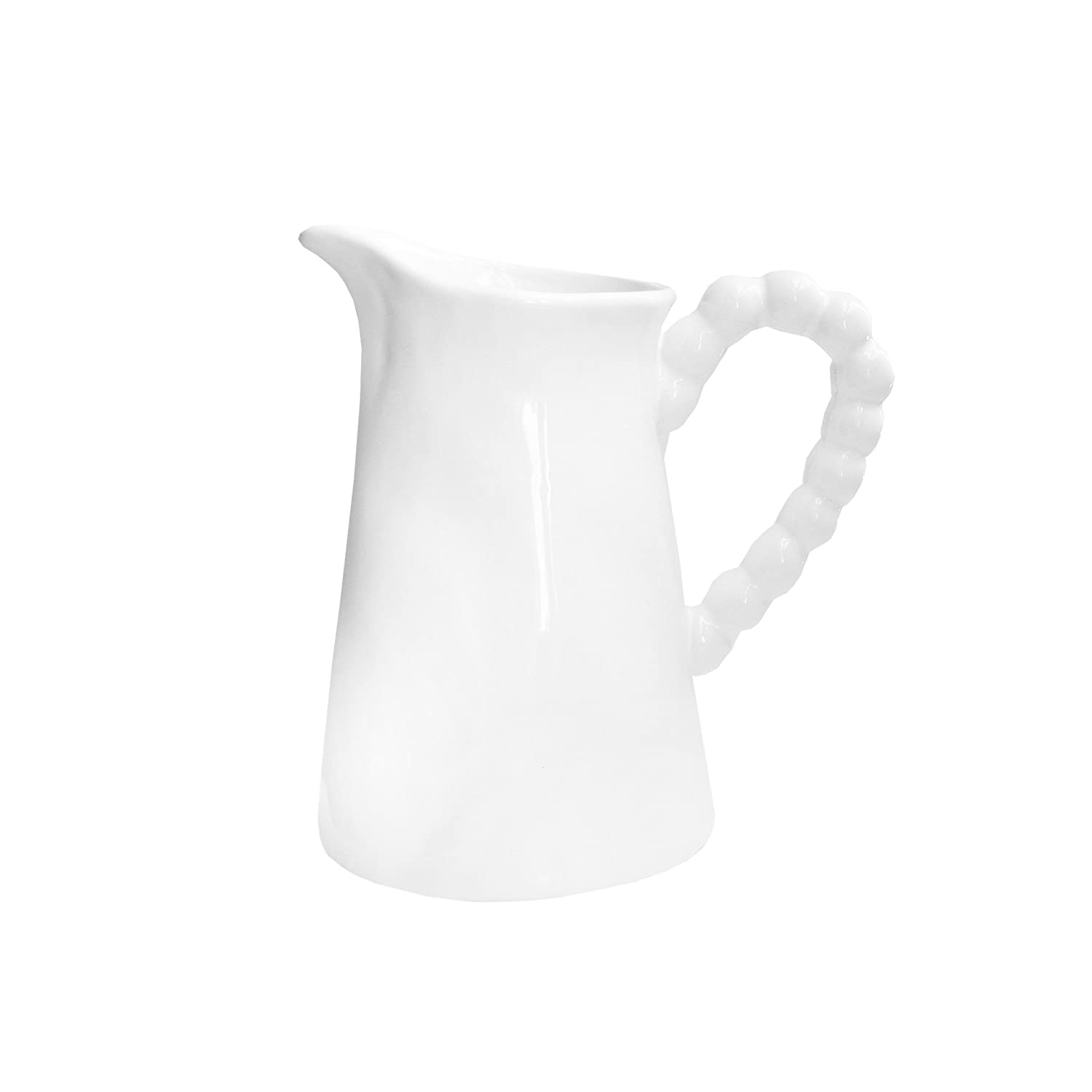 American Atelier Bettina Pitcher, White 6558-PIT